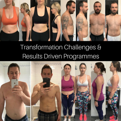 transformation challenge Archives - Ocean Fit