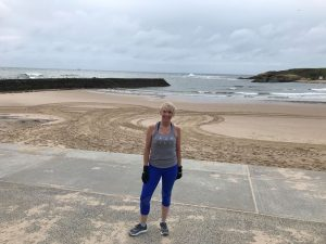 Cullercoats, Whitley Bay, Fitness, Personal Training, Private Training, Fit, Boot Camp, Client, Fit Camp. Gym, Sunset, Sunrise, Team, Transformation Challenge