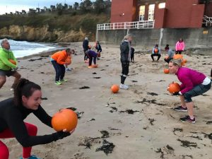 Beach Fitness Camp