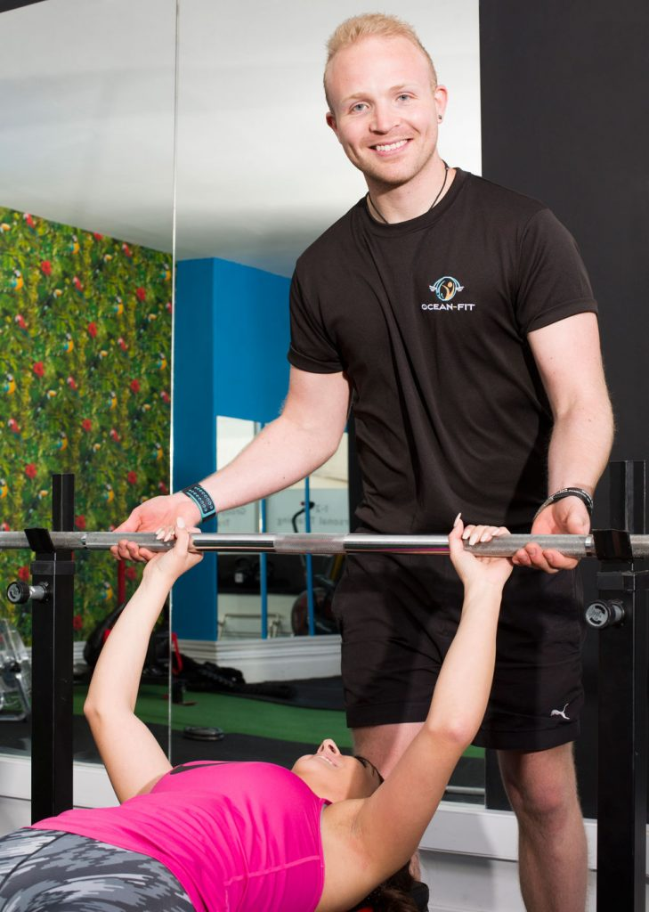 Aaron - Personal Trainer in Whitley Bay