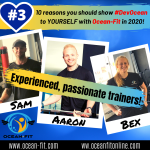 Ocean Fit - Whitley Bays number 1 private training studio and gym.