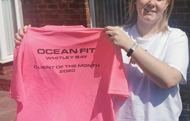 Abbie - Beach Camp - Client of the Month May 2020