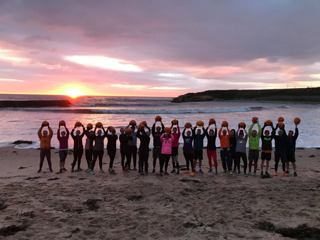 Ocean Fit Beach Camp - Cullercoats Beach Boot Camp