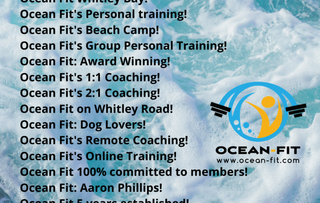 Personal Training in Whitley bay