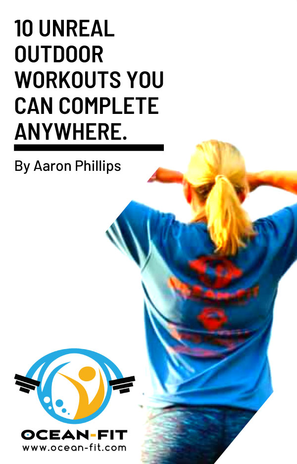 Outdoor Exercise Ebook by Aaron Phillips