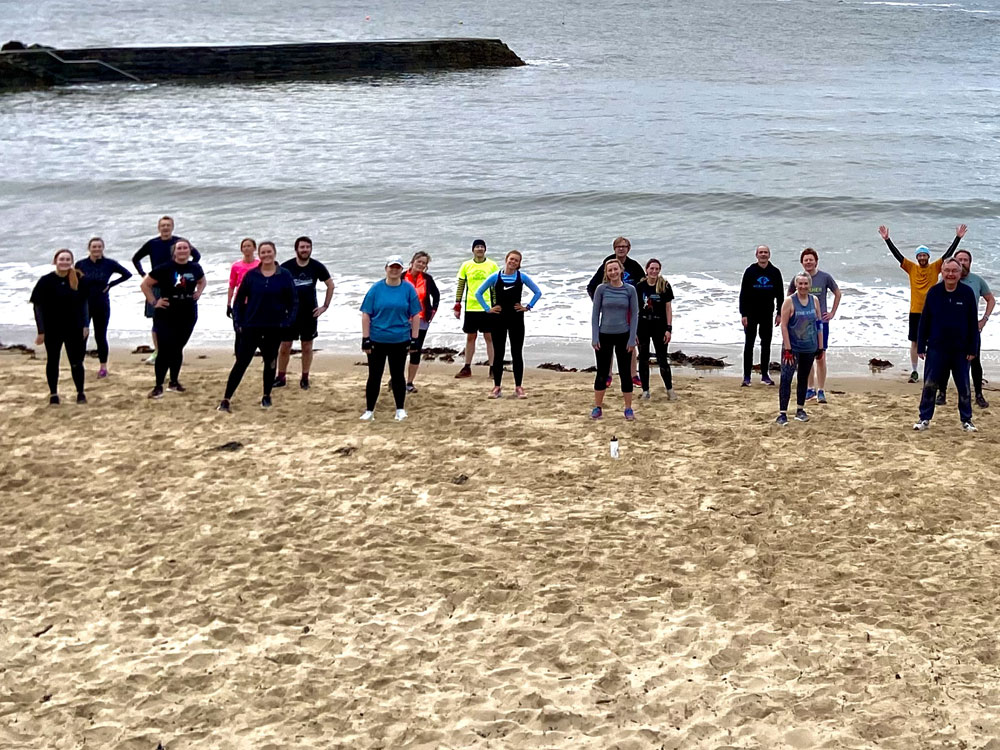 Ocean Fit Beach Camp